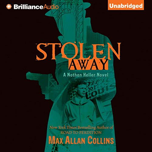 Stolen Away audiobook cover art