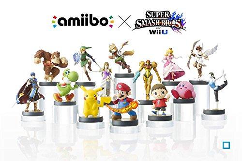 amiibo Smash Mario Figur - 7