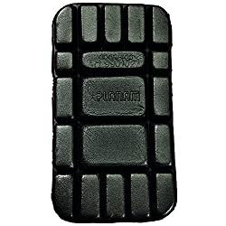 Planam pair of certified knee pads, gray, 9901027