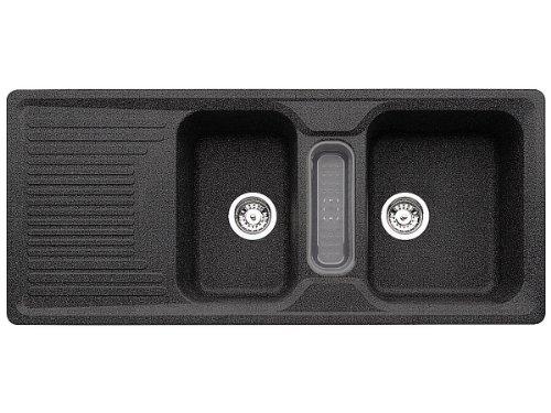 DMS KBS-2200 Centrale Vapeur XL Syst/ème de Repassage Complet de Vapeur 5,5 Bar 2200 W Table /à Repasser Fer /à Repasser 1 l R/éservoir deau avec 2 Roues Wei/ß