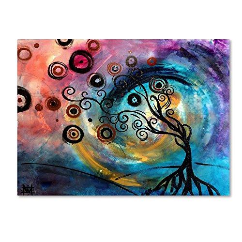 Vex by Natasha Wescoat, 24x32-Inch Canvas Wall Art