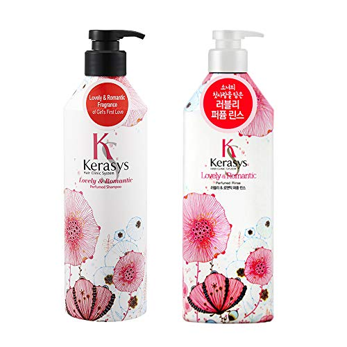 Kerasys Lovely and Romantic Perfumed Shampoo and Rinse