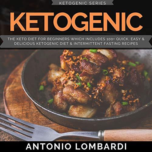 Ketogenic cover art