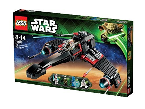 LEGO Star Wars Jek-14's [TM] Stealth Starfighter 75018