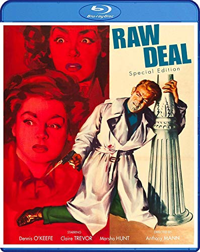 Raw Deal (Blu-ray) - Special Edition