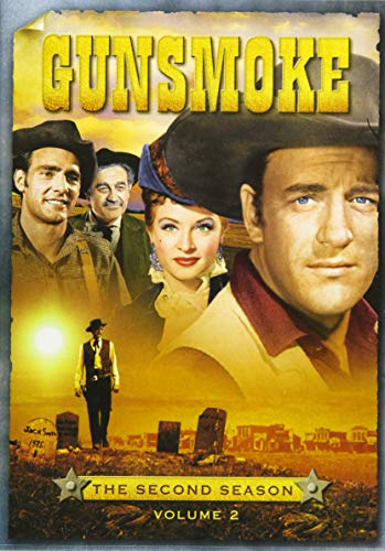 Gunsmoke - The 2nd Season, Vol. 2 [RC 1]