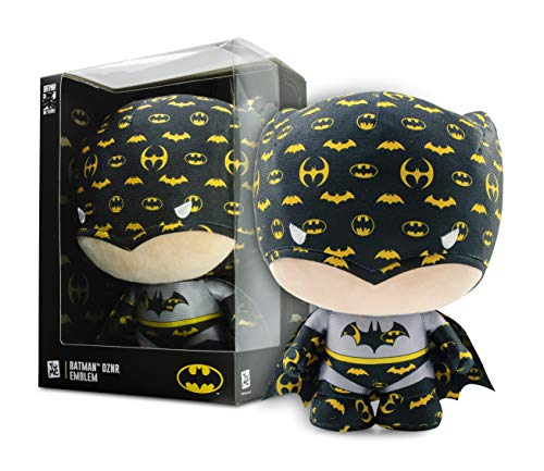 "YuMe 10"" Dznr Batman 80th Anniversary Collector Plush - Emblem Edition"