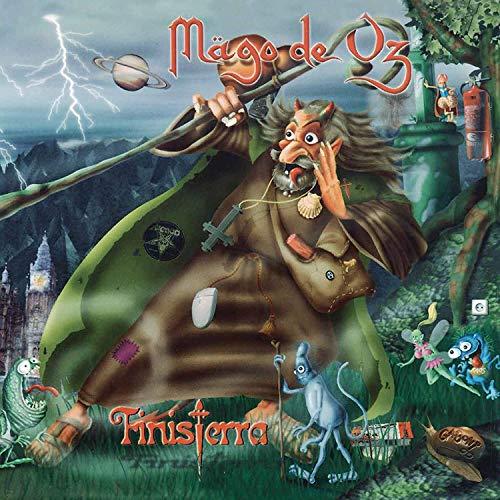 Mago De Oz - Finisterra (2CD Jewel)