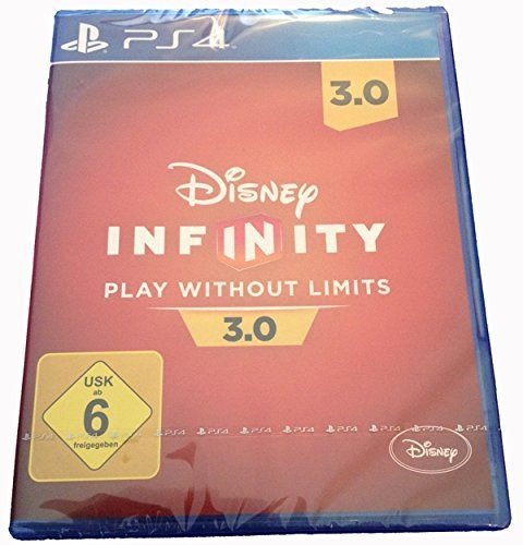 Disney Infinity 3.0 PS4 Playstation