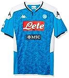 SSC Napoli Primera equipación Camiseta Gara Home 2019/2020 Llorente Personalizada, Unisex Adulto, Azul, XL