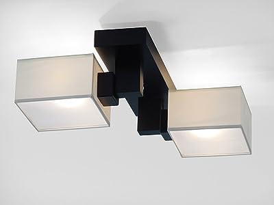 WeRo lámpara – Lámpara de techo (Diseño de barsa de 008 a