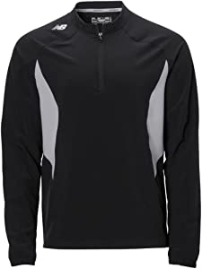 New Balance Men's Long Sleeve Warm Ace Pullover Jacket