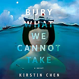 Bury What We Cannot Take cover art
