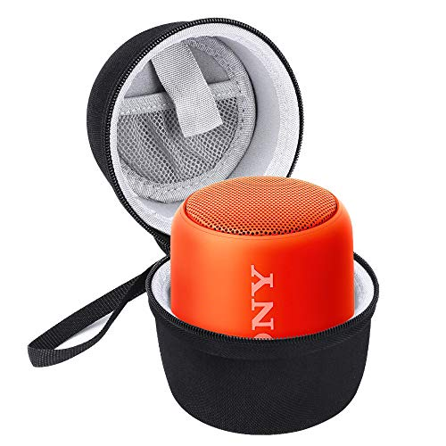 Custodia per Sony SRS-XB10 / XB12, TesRank Custodia rigida portatile EVA Hard Travel per Sony SRS-XB10 / XB12 Altoparlante Bluetooth, Nero