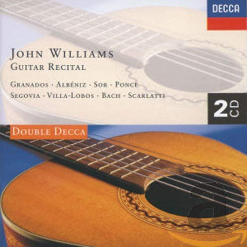 Recital De Guitarra : John Williams: Amazon.es: Música