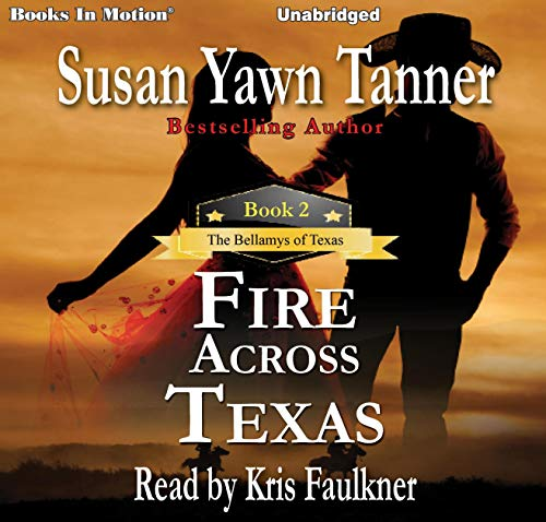 Fire Across Texas cover art