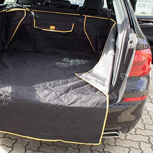 Rinderohr® Kofferraumschutz mit Seitenschutz und Ladekantenschutz Premium Hund