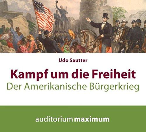 Kampf um die Freiheit - Der amerikanische Bürgerkrieg Titelbild
