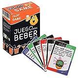 Glop Game - Juego para beber - Juego de cartas para Fiestas - Juegos...