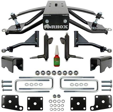 Go kart suspension kit