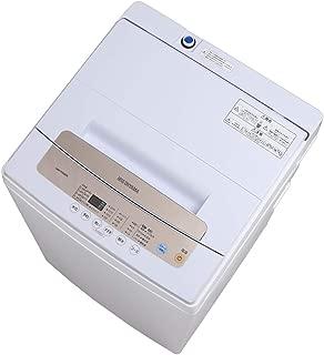 アイリスオーヤマ 全自動洗濯機 一人暮らし 5kg 簡易乾燥機能付き IAW-T502EN