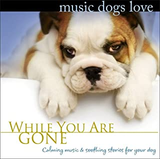 dog calming music cd