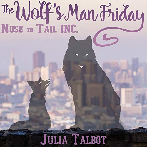 The Wolf's Man Friday cover art