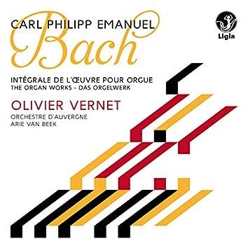 C.P.E. Bach: Das Orgelwerk