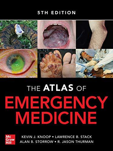 Atlas of Emergency Medicine 5th Edition (English Edition)