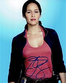 JAINA LEE ORTIZ - Rosewood AUTOGRAPH Signed 8x10 Photo