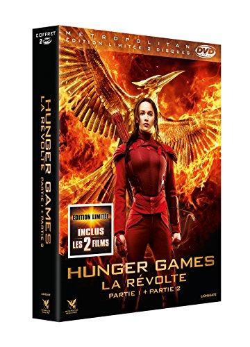 Hunger Games-La Révolte : Parties 1 & 2 [Édition Limitée]