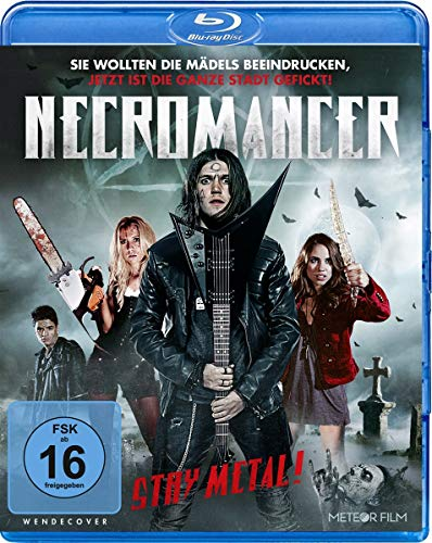Necromancer - Stay Metal! [Blu-ray]