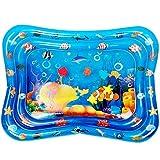 Tapis d'eau Gonflable de Bébé, Sûr Non Toxique Haute Qualité étanches Tapis de Jeu Gonflable, Tapis d'eau bébé Gonflé pour des Enfants