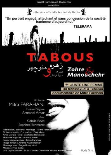 Taboo: Zohre & Manouchehr ( Tabous - Zohre & Manouchehr ) [ Französische Import ]