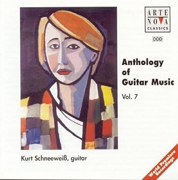 Anthology Of Guitar Music Vol. 7