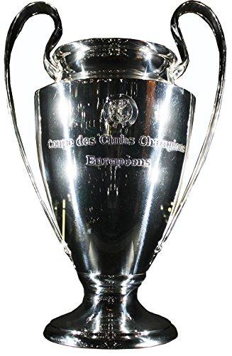 Photocall Copa Europa Fútbol | Photocall Champions League Orejona | Fabricado en Cartón Nido de Abeja | Duradero y Resistente
