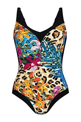 Anita Women's Wild Paradise Tisa One Piece Swimsuit 7346 46E Original