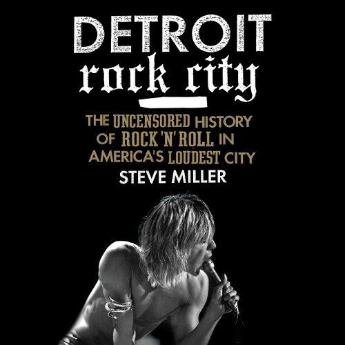 Detroit Rock City cover art