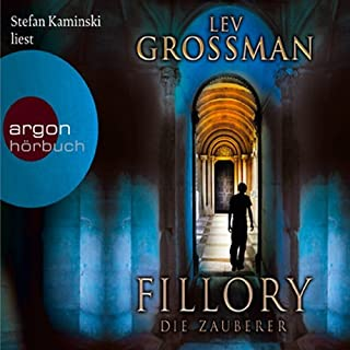 Fillory. Die Zauberer Titelbild