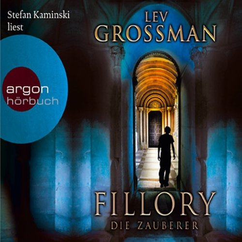 Fillory. Die Zauberer audiobook cover art
