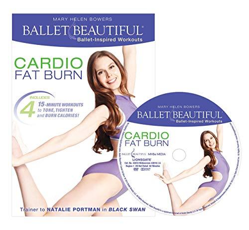 Ballet Beautiful Ballet Workout DVD - Cardio Fat Burn. Mary Helen Bowers Barre Dance Inspired Fitness DVD