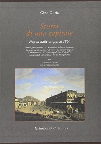 Storia di una capitale. Napoli dalle origini al 1860