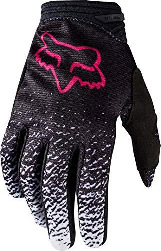 Fox Gloves Lady Dirtpaw, Black/Pink, Größe M
