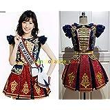 AKB48 紅白歌合戦 紅白のスパンコール 渡辺麻友 15th コスプレ衣装 コスチューム cosplay