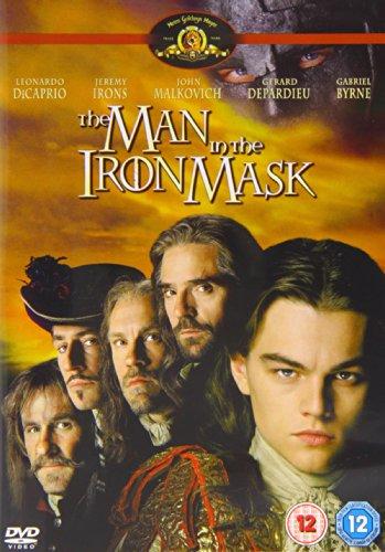 The Man in The Iron Mask [DVD] [Edizione: Regno Unito]