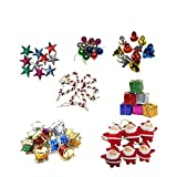 Best Christmas Trees - fizzytech Artificial Mini Christmas Tree Decorations Set Review