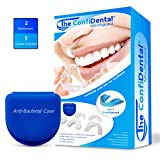 The ConfiDental - Pack of 5 Moldable Mouth Guard for Teeth Grinding Clenching