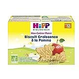 Hipp Biologique Biscuit Croissance à la Pomme dès 12 mois - 6 boîtes de 150 g