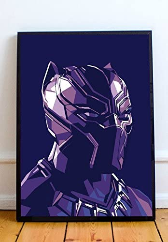 Panther Limited Poster Artwork - Merchandi Professional Art Discount Spasm price is also underway Wall