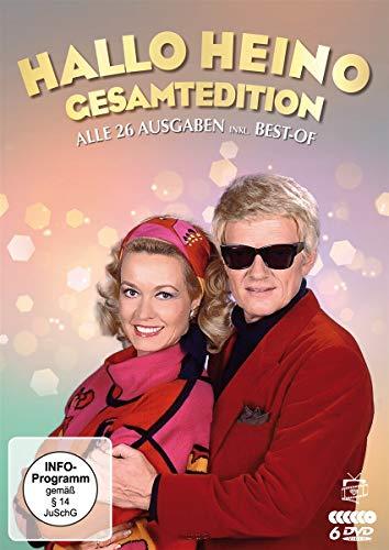 Hallo Heino - Gesamtedition - Alle 26 Ausgaben inkl. Best-of [6 DVDs]